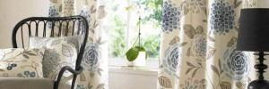 Lovely curtain fabrics