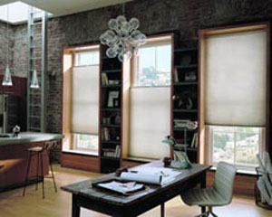 Honeycombe blinds