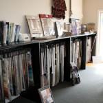 Huge range of fabric samples